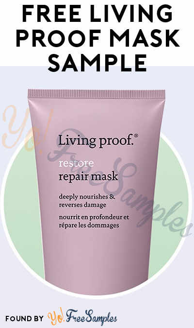 FREE Living Proof Mask Sample
