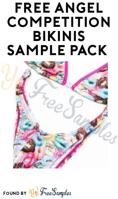 FREE Angel Competition Bikinis Sample Pack