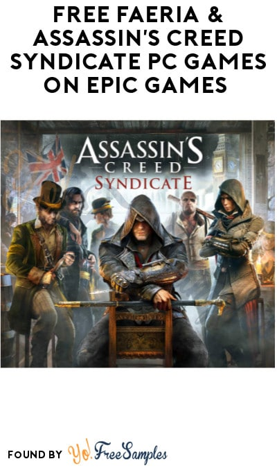FREE Faeria & Assassin's Creed Syndicate PC Games on Epic Games (Account Required)