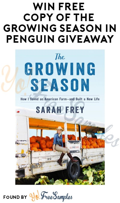 Win FREE Copy of The Growing Season in Penguin Giveaway