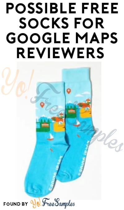 Possible FREE Socks for Google Maps Reviewers