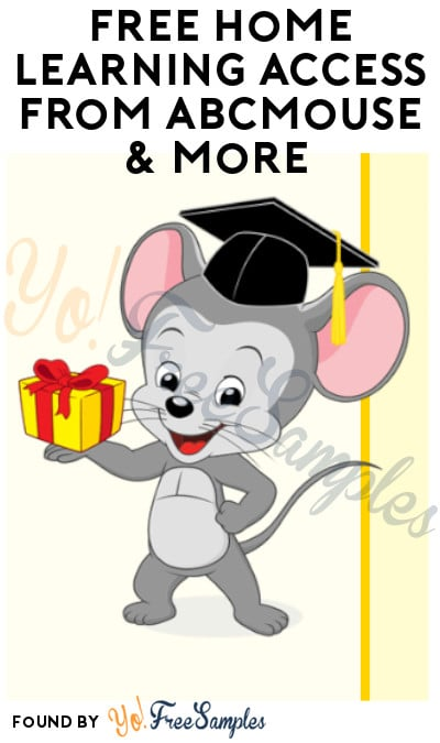 FREE Home Learning Access from ABCMouse & More (Code Required)