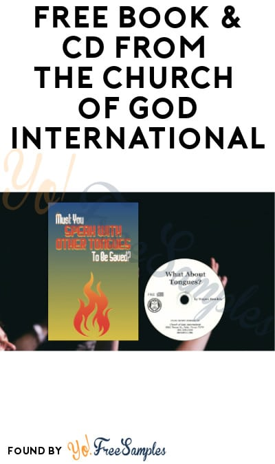 FREE Book & CD from The Church of God International