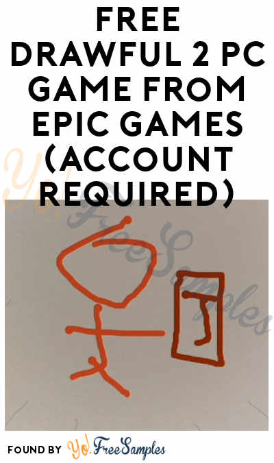 FREE Drawful 2 PC Game From Epic Games (Account Required)