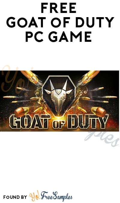 FREE Goat of Duty PC Game (Steam Required)