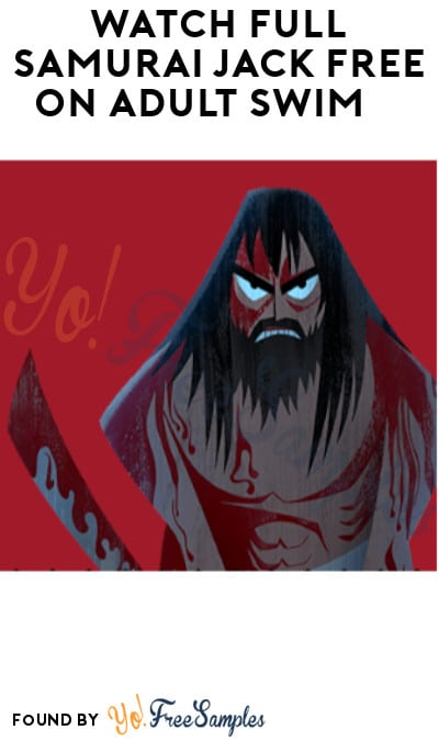 Watch Full Samurai Jack FREE on Adult Swim
