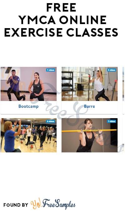 FREE YMCA Online Exercise Classes