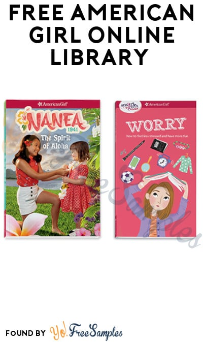 FREE American Girl Online Library & Books