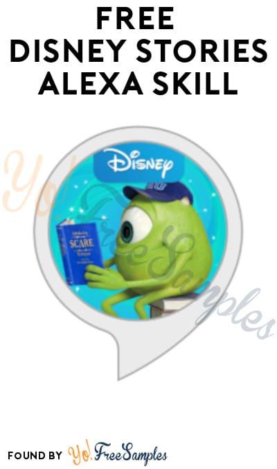 FREE Disney Stories Alexa Skill