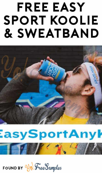 FREE Easy Sport Koolie & Sweatband