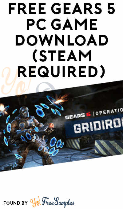 FREE Gears 5 PC Game Download (Steam Required)