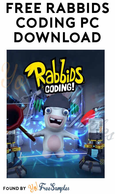 FREE Rabbids Coding PC Download (Ubisoft Account Required)