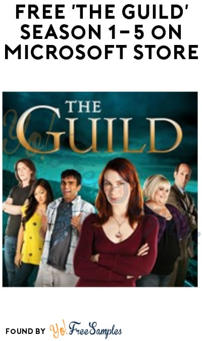 FREE 'The Guild' Season 1-5 on Microsoft Store (Account Required)