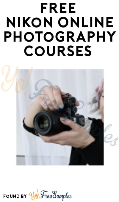 FREE Nikon Online Photography Courses