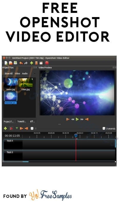 FREE OpenShot Video Editor