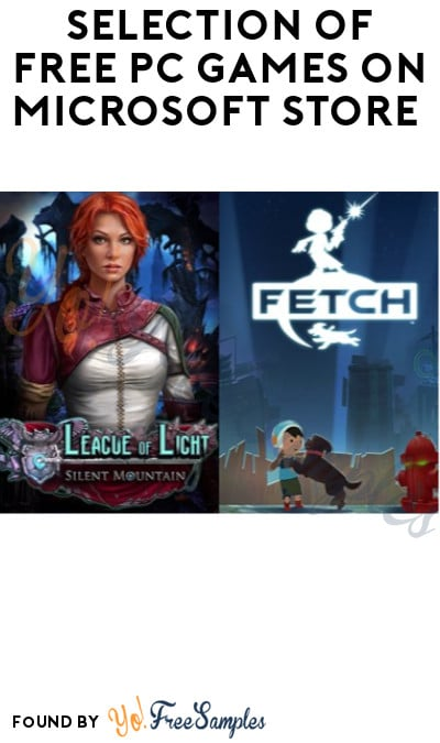 Selection of FREE PC Games on Microsoft Store (Account Required)
