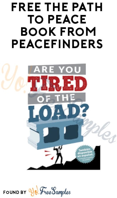 FREE The Path to Peace Book from Peacefinders