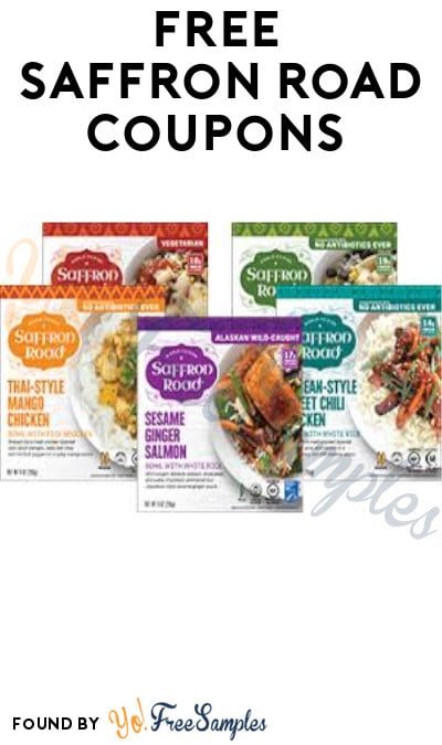 FREE Saffron Road Coupons (Facebook & Email Required)