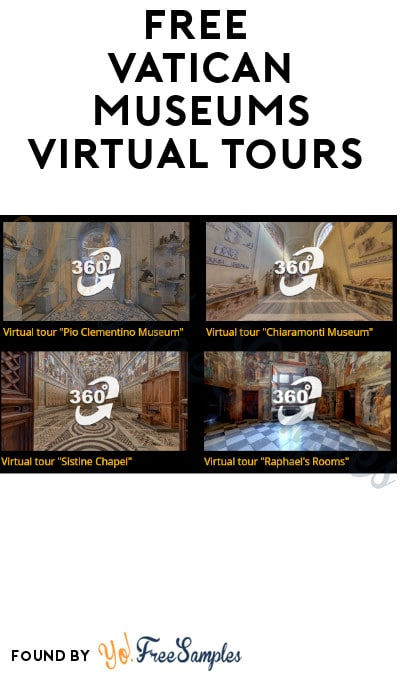 FREE Vatican Museums Virtual Tours