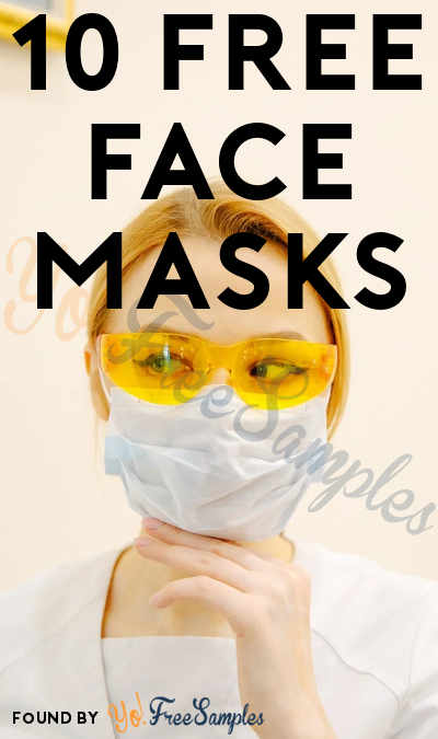 10 FREE Surgical Face Masks (Facebook Message Required) [Verified Received By Mail]