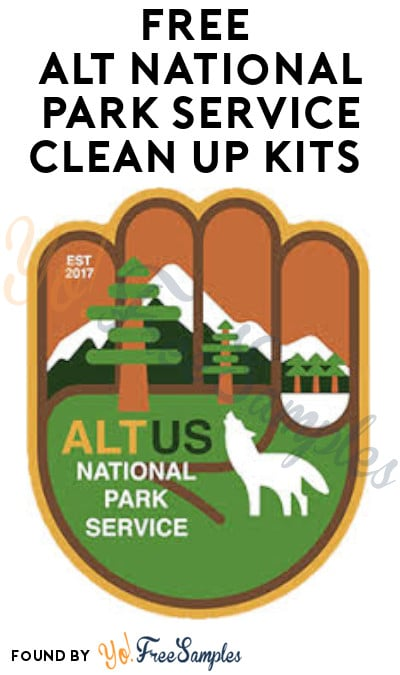 FREE National Park Service Clean Up Kits With Bags, Hand Sanitizer & More
