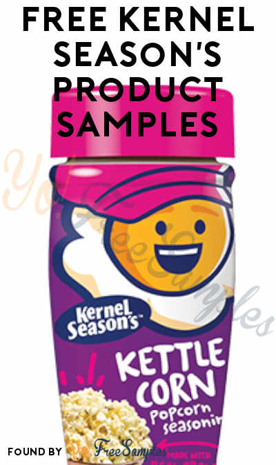 FREE Kernel Season's Product Samples (Email Required)
