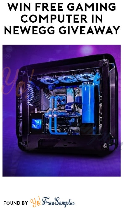 Win FREE Gaming Computer in Newegg Giveaway