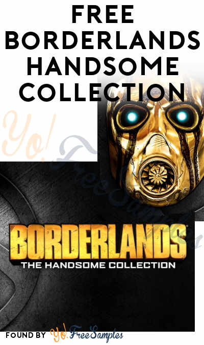 FREE Borderlands: The Handsome Collection PC Game From Epic Games ($59.99 Value)