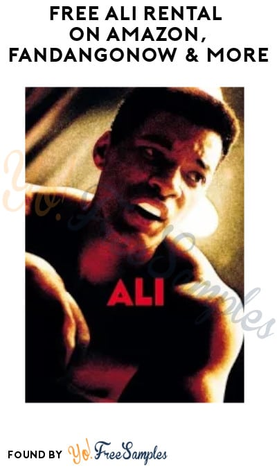 FREE Ali Rental on Amazon, FandangoNow & More