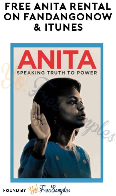 FREE Anita Rental on FandangoNow & iTunes