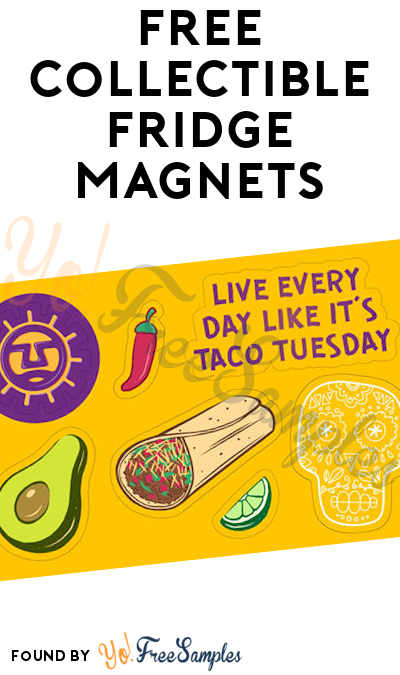 FREE Azteca Foods Collectible Fridge Magnets (Facebook Required)