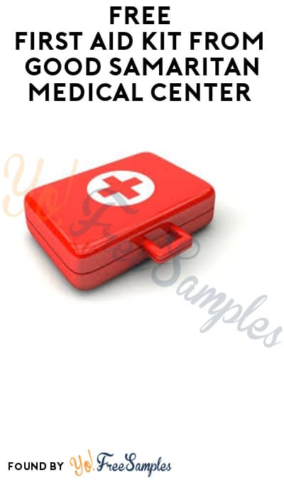 FREE First Aid Kit from Good Samaritan Medical Center (FL Only)