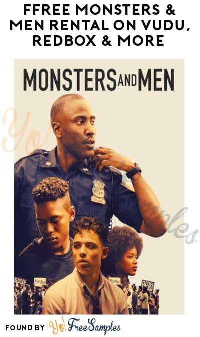 FREE Monsters & Men Rental on Vudu, Redbox & More