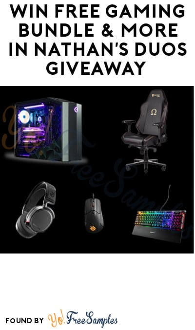 Win FREE Gaming Bundle & More in Nathan's Duos Giveaway