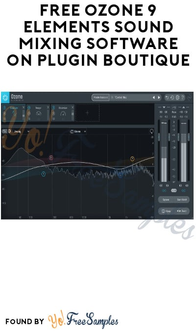 FREE Ozone 9 Elements Sound Mixing Software on Plugin Boutique