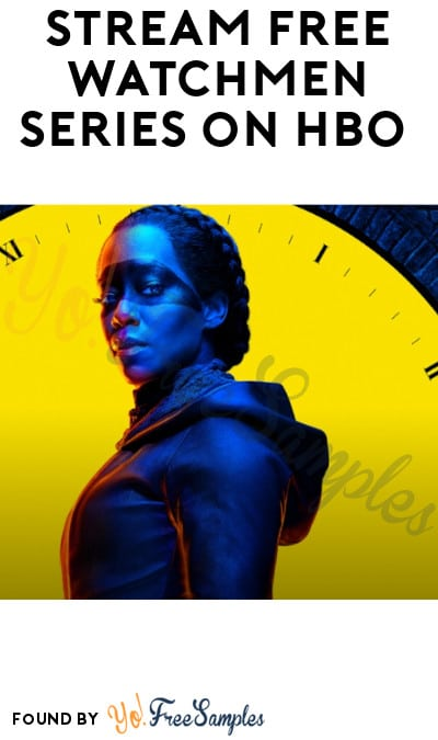 Stream FREE Watchmen Series on HBO (Account Required)