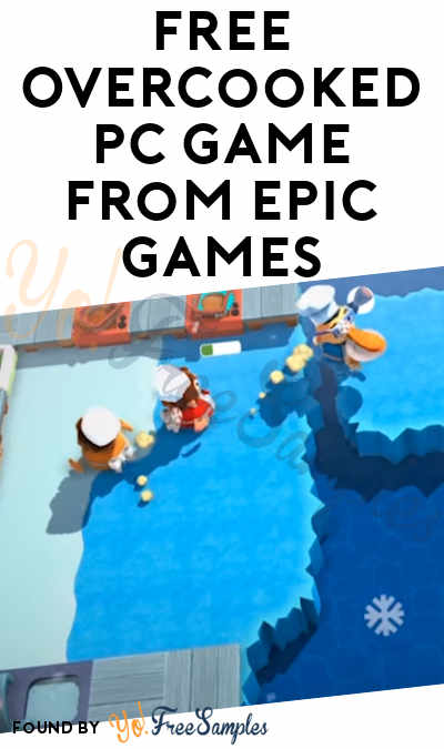 FREE Overcooked PC Game From Epic Games