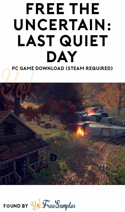 FREE The Uncertain: Last Quiet Day PC Game Download (Steam Required)