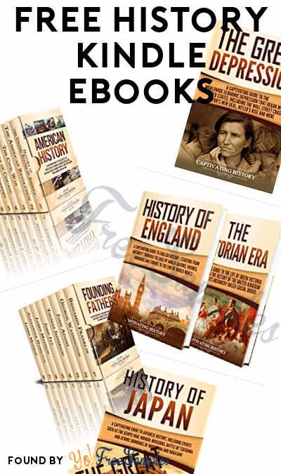 FREE Captivating History Kindle eBooks
