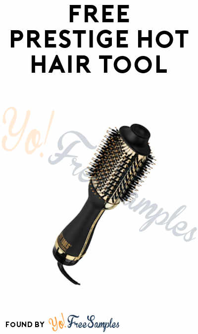 FREE Prestige Hot Hair Tool + $10 Gift Card From PinkPanel (Must Apply)