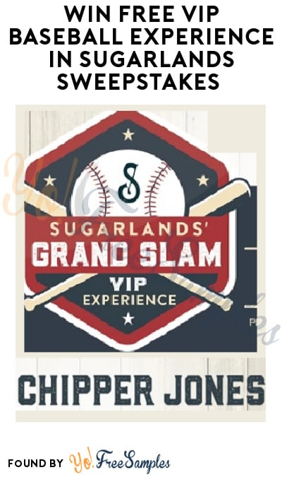 Win FREE VIP Baseball Experience in Sugarlands Sweepstakes (Ages 21 & Older Only)
