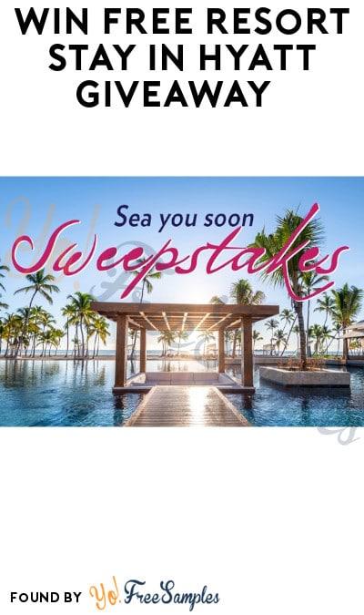Win FREE Resort Stay in Hyatt Giveaway