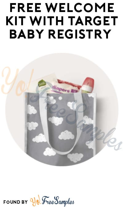 FREE Target Welcome Baby Product Kit (In-Store Only)