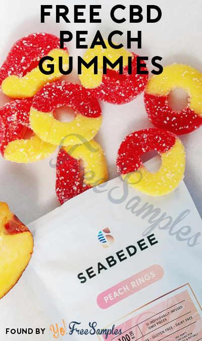 FREE Seabedee Gummies Sample Bag