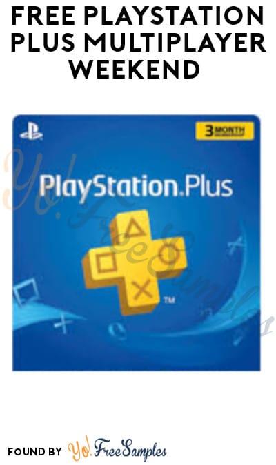 FREE PlayStation Plus Multiplayer Weekend (Starts 8/8)