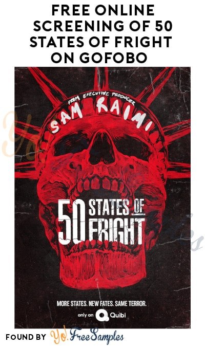 FREE Online Screening of 50 States of Fright on Gofobo