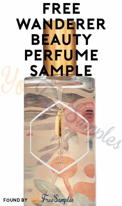FREE Wanderer Beauty Perfume Sample