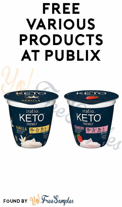 FREE Old El Paso World Taco Kit, Betty Crocker No-Bake Cookie Dough Bites & ratio Yogurt Cultured Dairy Snack at Publix (Account Required)