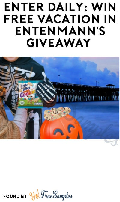 Enter Daily: Win FREE Vacation in Entenmann's Giveaway