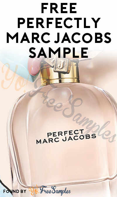 FREE Perfectly Marc Jacobs Sample